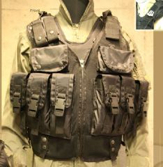 Navy Seal ABA Tactical vest replica by TGC